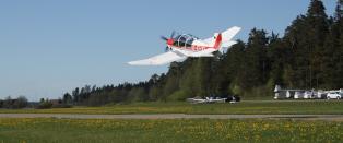 Robin DR 400/180R - LSV Schwarzwald