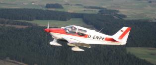 Robin DR 400/180 - LSV Schwarzwald