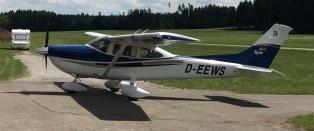 Cessna 182 - LSV Schwarzwald