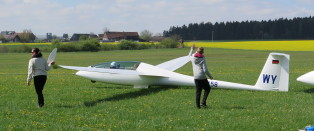 Duo Discus WL - LSV Schwarzwald