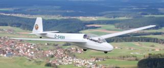 Segelflugzeuge - Flugzeugpark - LSV Schwarzwald