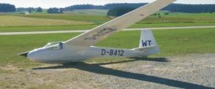 Ka 8 b - LSV Schwarzwald