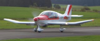 Motorflugzeuge - Flugzeugpark - LSV Schwarzwald