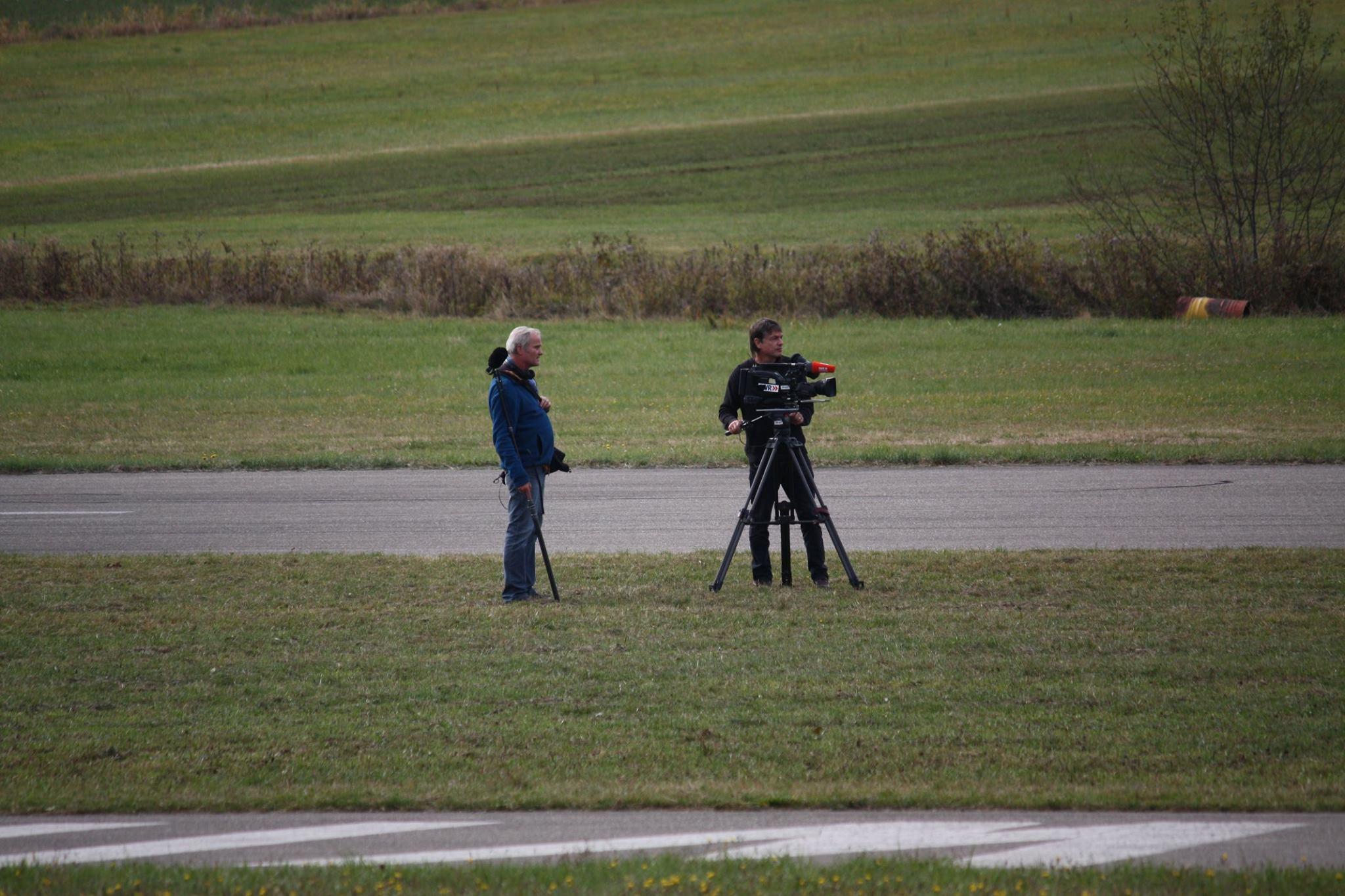 SWR am Flugplatz 1