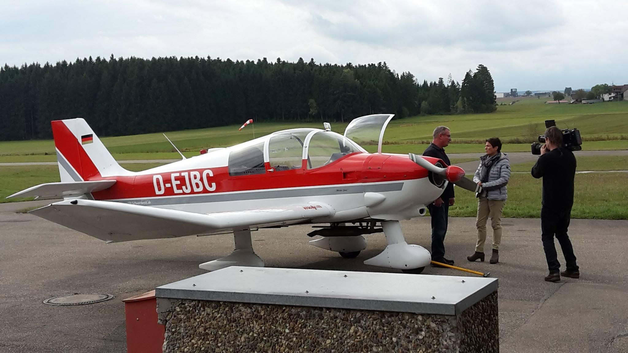 SWR beim LSV Schwarzwald