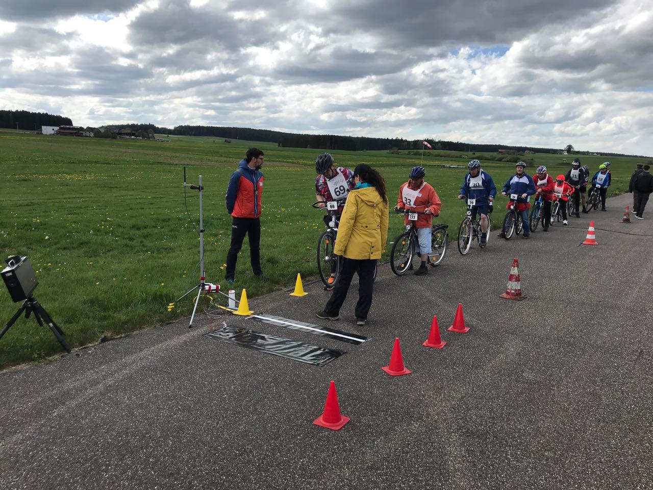 Radsporttag der BruderhausDiakonie - Special Olympics Baden-Württemberg 2018_4_Lars WIllems