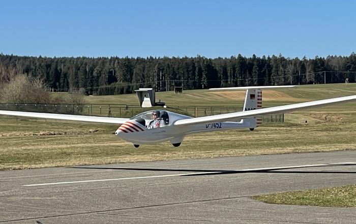 Neues Schmuckstück für die Segelflugausbildung_IMG_5200_Harry Hezel
